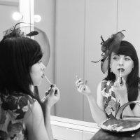 Аt the mirror. :: Игорь Емельянов