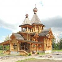 Церковь преподобной Марии Египетской. :: Александр Качалин