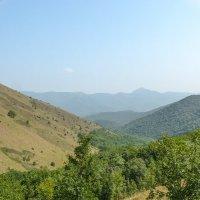 В горы. :: Роман В.
