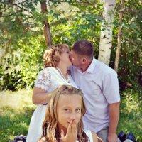 Поцелуй :: Юлия Шишаева