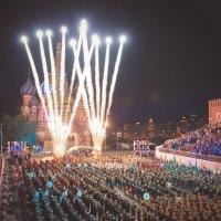Фейерверк в столице :: Александр Колесников