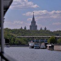 Москва река :: Сергей Кухаренко