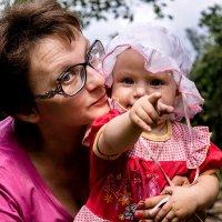 Ксюша с мамой :: Динара Жантуарова