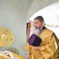 Протодиакон читает евангелие. :: Sergey Serebrykov