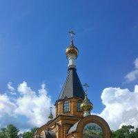 Храм св. Дмитрия Донского :: Laryan1