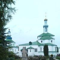 Церковь в честь Святых Отцов в Синае и Раифе избиенных, 1708 :: марина ковшова