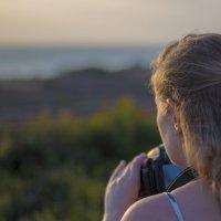 Фотографируя закат... :: Eddy Eduardo