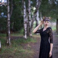 Девушка в вуале :: Женя Рыжов