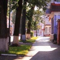 Утро в Городце :: Татьяна Ломтева