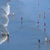 Океанский пляж :: Николай Танаев