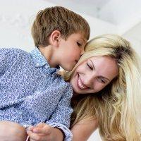 Mom & son :: Анна Ильницкая