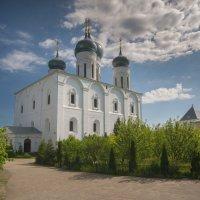 Свято-Троицкий Макарьевский Желтоводский монастырь. 4 :: Андрей Ванин