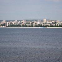 река Волга :: Марина Титкова