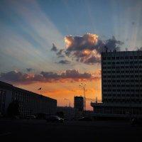 Закат в Гомеле! :: Павел Злотников