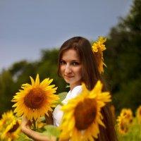 Кусочек солнца 3 :: Мария