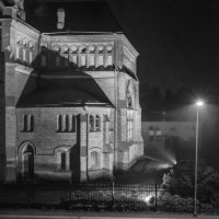 Ночь, улица, фонарь, алтарь :: Александр Творогов