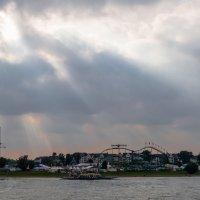 Прогулка вдоль Рейна :: Witalij Loewin