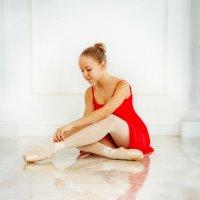 Юная балерина Екатерина :: Elena Ostrova