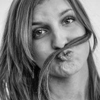 Длинный ус. :: Валерий Саломатин