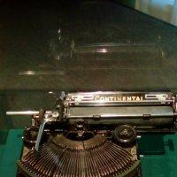 Старинная печатная машинка начала 20 века. (Continental) :: Светлана Калмыкова
