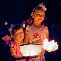 Фестиваль Водных фонариков :: Сергей Щербатюк