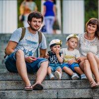 Счастливая семья :: Алексей Латыш
