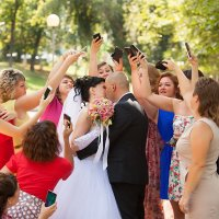 Счастливый миг... Остановись..))) Свадьба Сергея и Юлии...) :: Иван Клёц