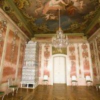 Красная гостиная :: Marina Talberga