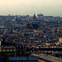 крыши Парижа :: Александр Корчемный