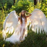 Белый ангел! :: Лина Трофимова