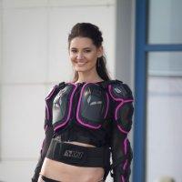 Miss Harley Davidson Saint-Petersburg 2016 :: Sasha Bobkov