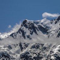 Выше облаков на 7 небе. :: сергей адольфович