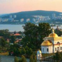 Церковь :: vladimir Bormotov