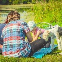 Возле воды на пикнике :: Света Кондрашова