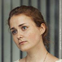 портрет девушки :: Алексадр Мякшин