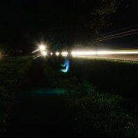 Я гулял по ночной аллее... :: Анатолий Клепешнёв