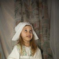 Домашняя история маленькой Золушки :: Мила Айдина