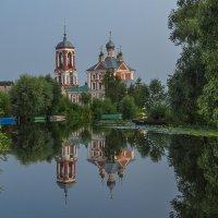 Церковь Сорока мучеников Севастийских :: Сергей Цветков