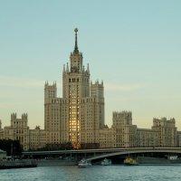 Прогулка по Москве реке :: MPS