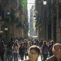 На улочках Барселоны 4 :: Константин Шабалин