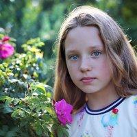 Летний портрет :: Римма Алеева