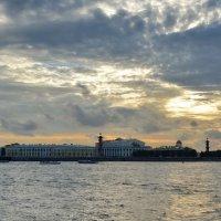 Вид на Васильевский остров :: Olcen - Ольга Лён