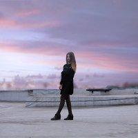 На закате :: Денис Ануфриев