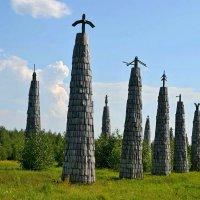 Арт сооружения. :: Михаил Столяров