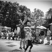Баскетбол улиц . :: Игорь Абламейко