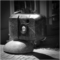 Фотоаппарат из камня . :: Игорь Абламейко