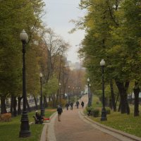 бульвар :: Дмитрий Паченков