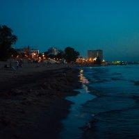 Вечерний пляж :: Albina