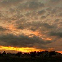 вечер над промзоной :: Александр Прокудин