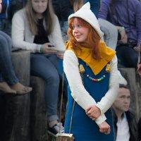 Девушка :: Дмитрий Сиялов